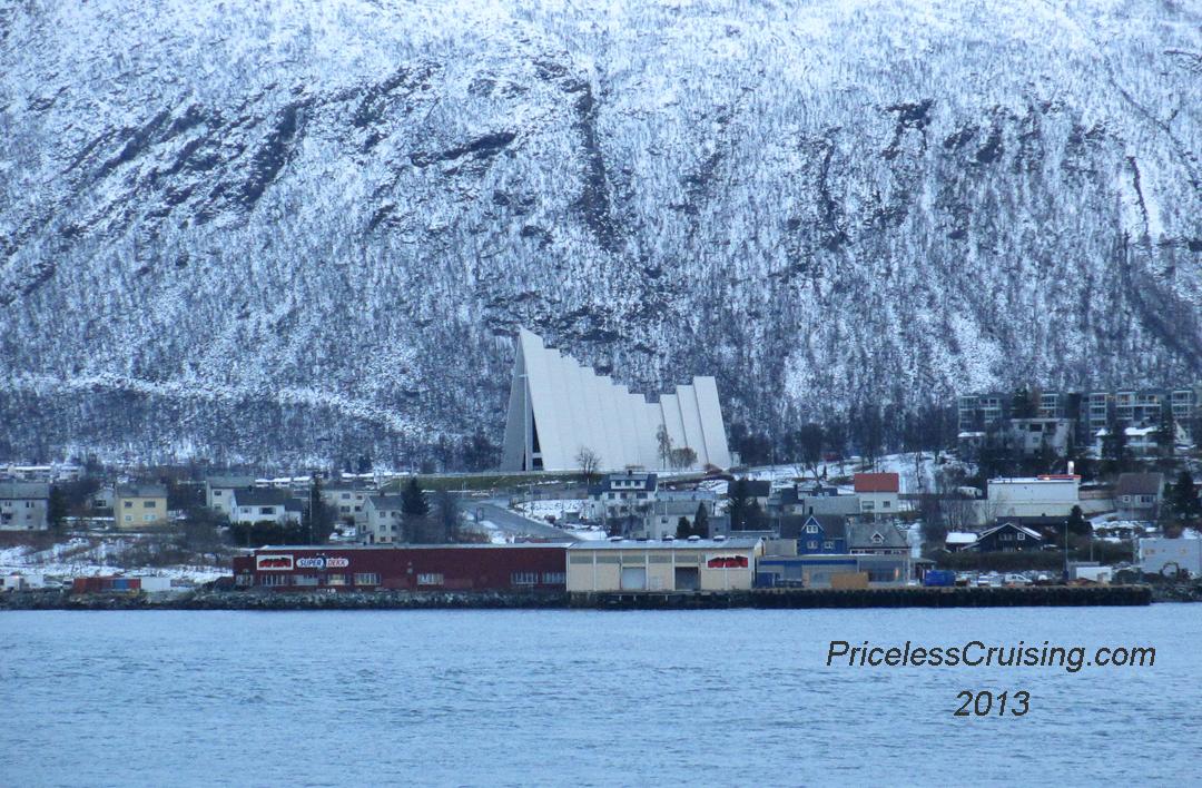 Arctic Chapel - Tromso