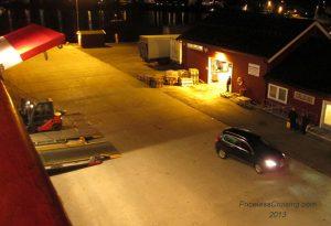Offloading car1