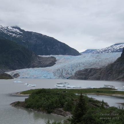 Mendenhall Glacier 2014