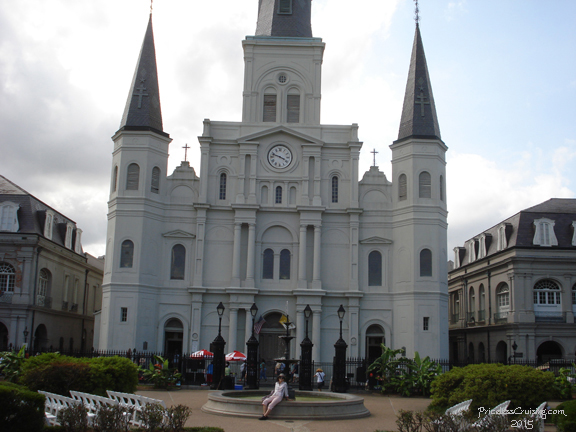 St. Francis Church in New Orleans