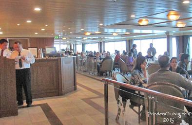 Terrace Grill, inside dining