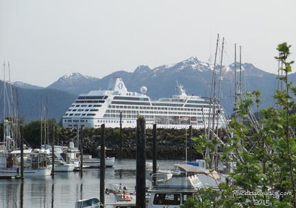 Regatta in Sitka Harbor