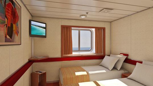 Ocean View Cabin (6C)